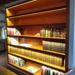 Librería con Iluminación