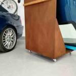 Soporte techo BMW Cabrio