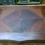 Restauración mueble Singer 2